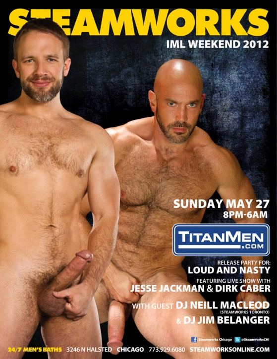 Chicago Steamworks IML Poster