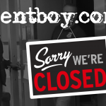 Rentboy Closed